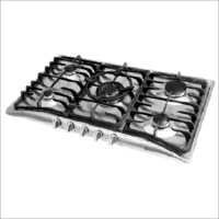 5 Burner Electric Gas Stove