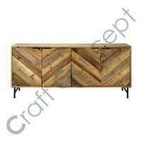 RECYCLED PINE WOOD BUFFET