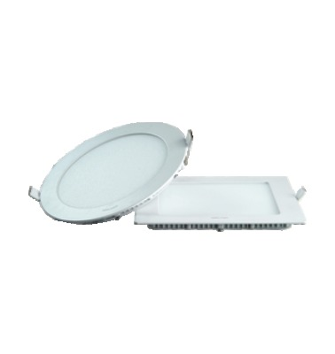 LED Edge Lit Panel 6W Square