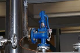 Relief safety valve