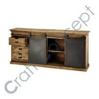 Solid Mango Wood Buffet