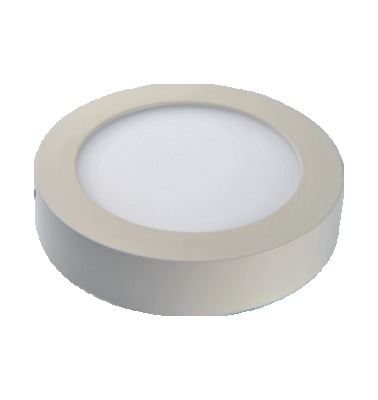 LED Surface Mounted Panel 12W Round