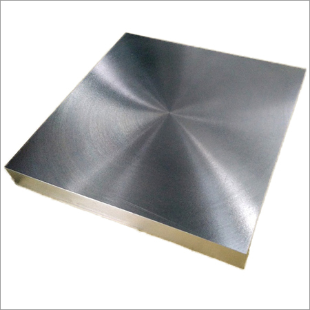 Forged Titanium Plate