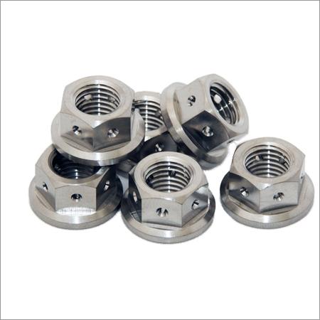 CNC Titanium Alloy Nut