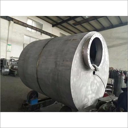 Titanium Electrolyte Tank
