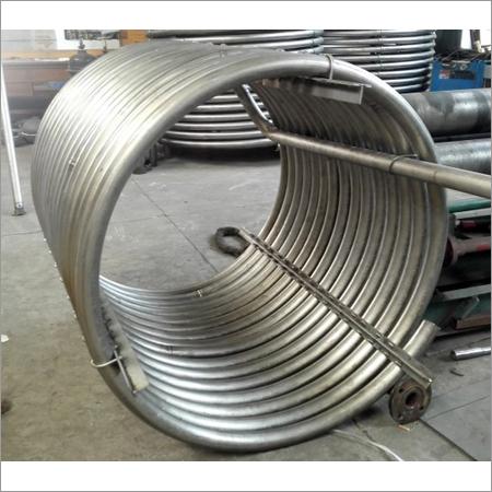 Titanium Coil Tube