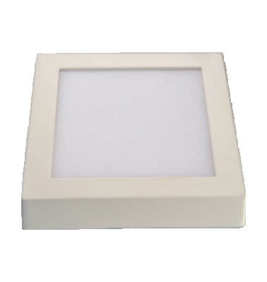 LED Surface Mounted Panel 12W Square