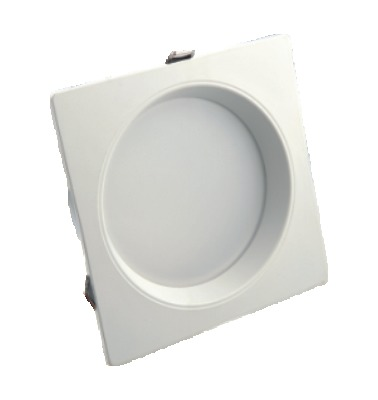 LED Square Deep Downlighter 15W