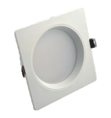 LED Square Deep Downlighter 12W