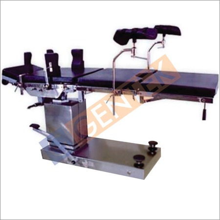 Operating C-Arm Table - Hydraulic