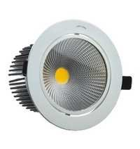 COB Downlighter 30,40,50W Round