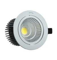 COB Downlighter 24W Round