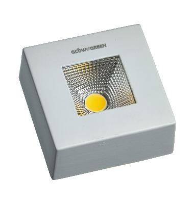 COB Square Surface Mounted Downlighter 3W