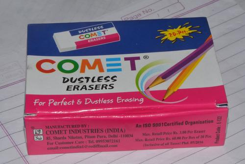Dustless Erasers