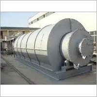Waste Tyre Pyrolysis Plant Auto Door System