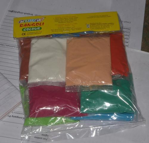 Rangoli Colors
