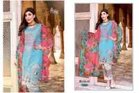 Glace Cotton Salwar Suit