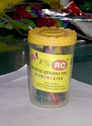 Plastic Crayons