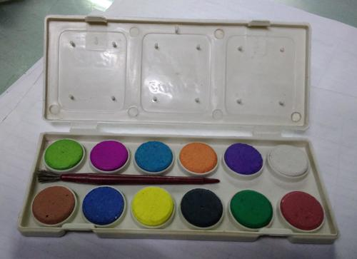 Water Colours Cake