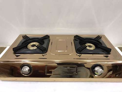 2Burner LPG Gas Stove