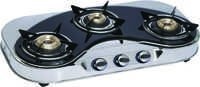 LPG Gas 3Burner Stove