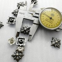 10MM Flower Shape Rivet (HD-010)