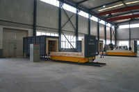 1400℃ Industrial trolley muffle furnace