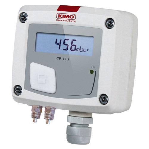 Differential Pressure Transmitter / Magnehelic Gauge