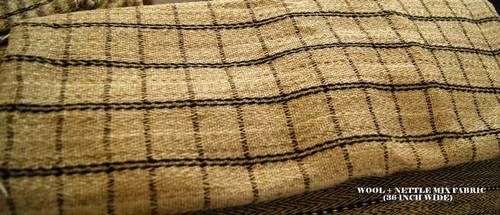 Organic Nettle Fabric