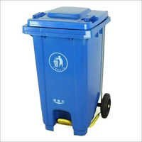 100 Litre Wheel Bin with Pedal