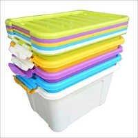 Plastic Storage Bins & Totes