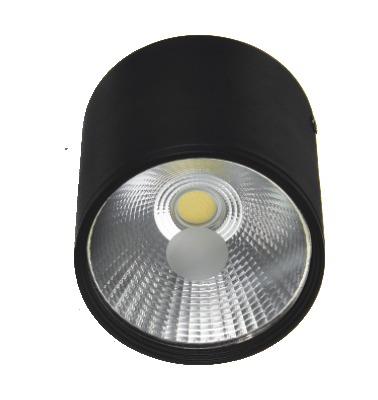 COB Round Surface Downlighter 18W
