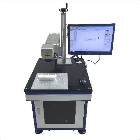 YVO4 Fiber Laser Marking Machine