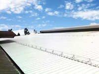 Solar Reflective Roof Coating