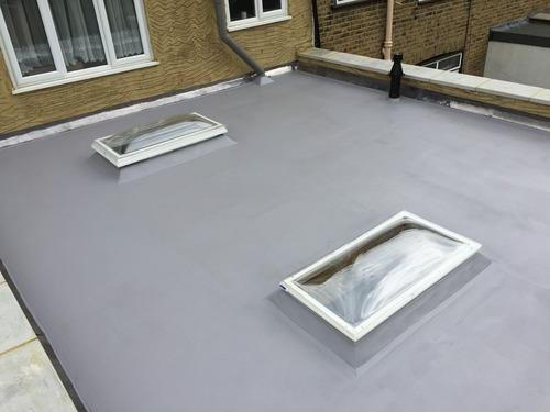 Solar Reflective Roof Paint