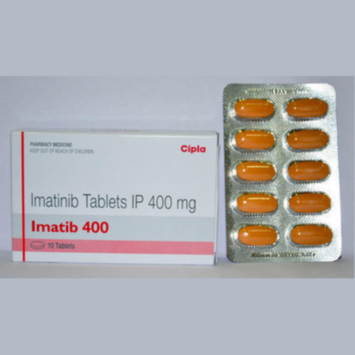 Imatinib 400 mg  Tablet