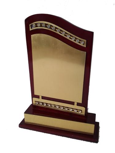 Wooden Sports Trophy