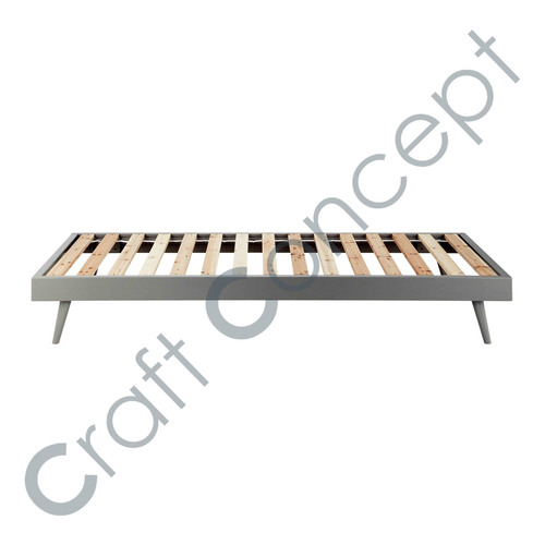 Scandinavian Bench Seat With White Pine