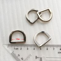 17mm Matt Pewter with Shiny Glass Shank Button (HD2224-18)