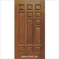 Benin Teak Main Doors