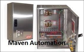 Control Panel Cabinet