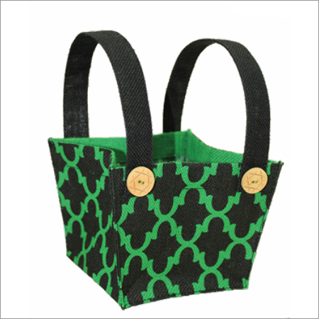 Coloured Jute Bags