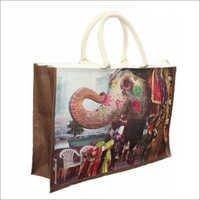 Jute Digital Print Bags