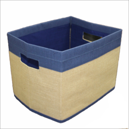 Jute Covered Boxes