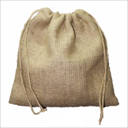 Jute Drawstrings Bags
