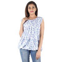 Cotton Top - Hand Block Printed Cotton Top Manufacturer