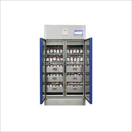 Deluxe Model Blood Bank Refrigerator