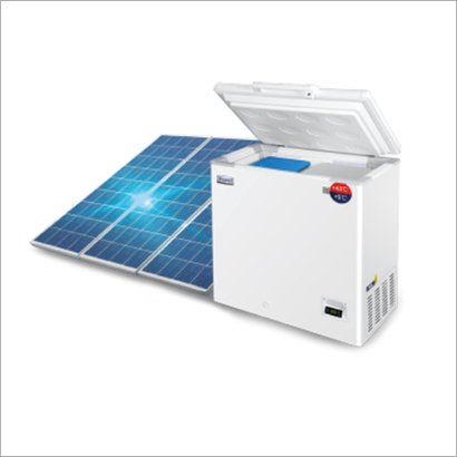 Who -Pqs Unicef Approved Solar Driven Vaccine Refrigerator Application: Medical