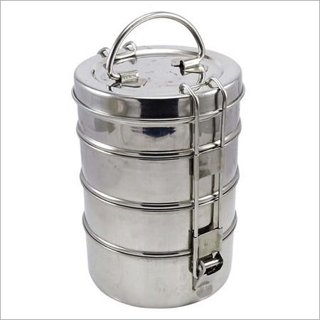 Steel Lunch Box