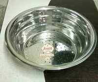 Steel Rice Strainer